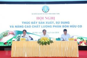 Hội nghị 'Thúc đẩy sản xuất, sử dụng và nâng cao chất lượng phân bón hữu cơ'