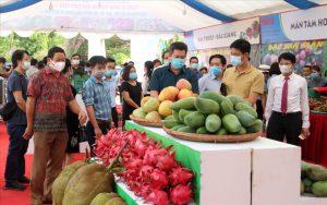 Đưa đặc sản Lào Cai về Thủ đô, tăng thu nhập cho nông dân